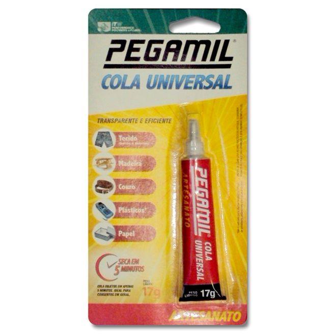Cola Universal para Artesanato 17g - Pegamil