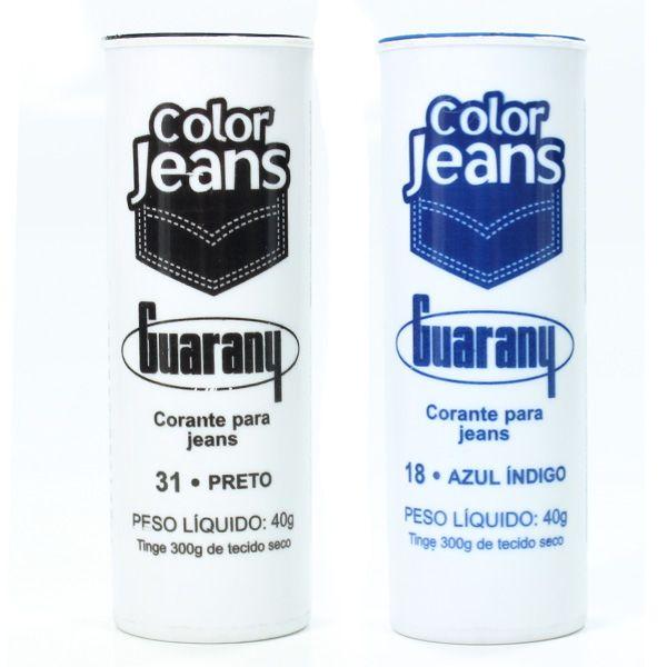 Corante Color Jeans 40g - Guarany