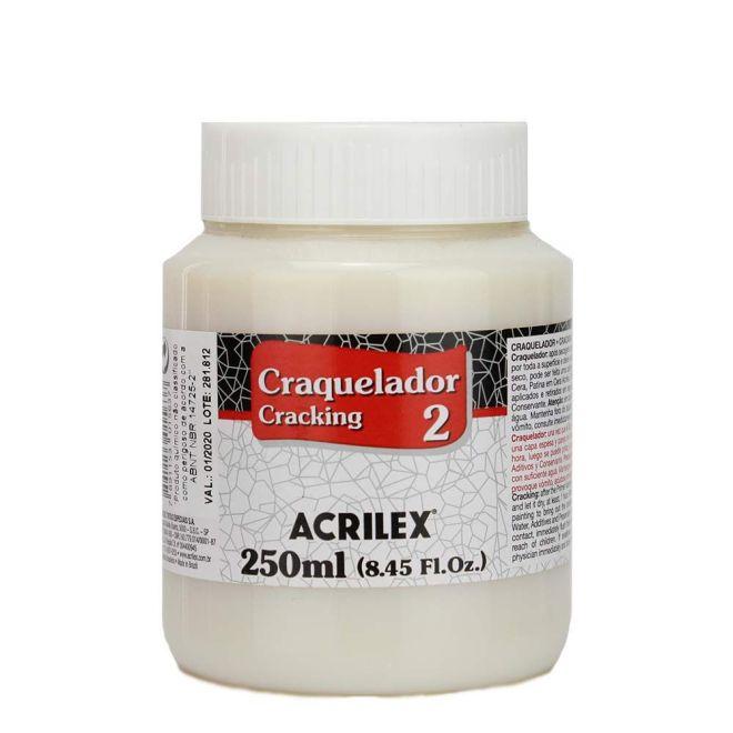Craquelador n2 Incolor 250ml - Acrilex
