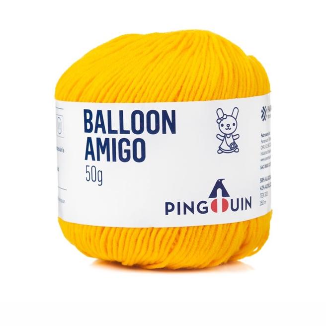 Fio / Linha Balloon Amigo 50g - Pingouin