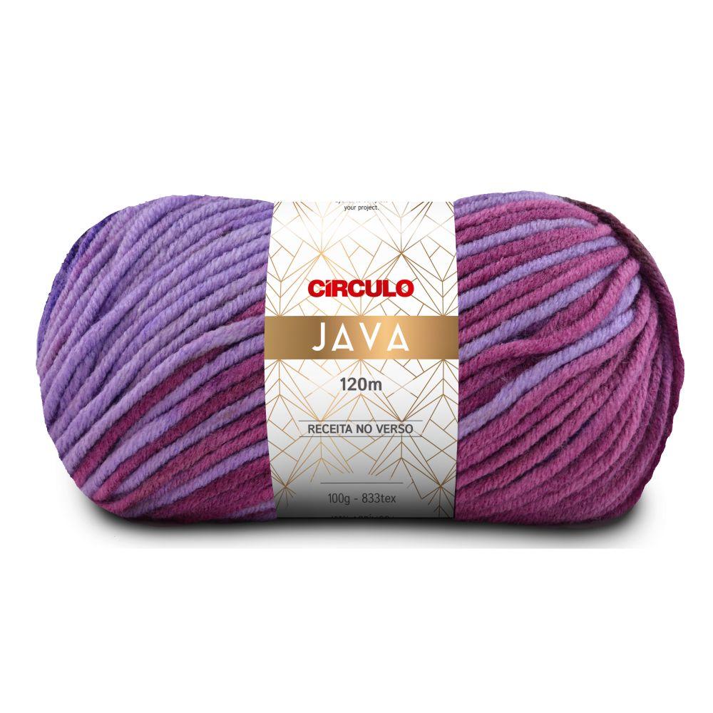Fio / Lã Java 100g - Círculo