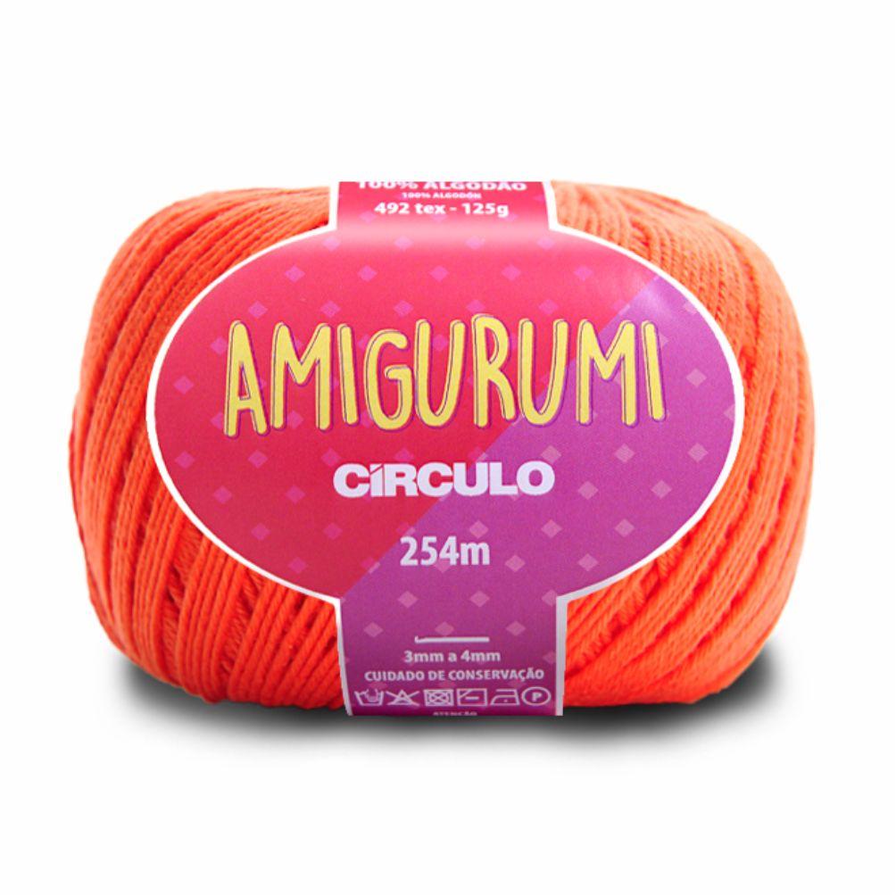Fio / Linha Amigurumi 125g - Círculo