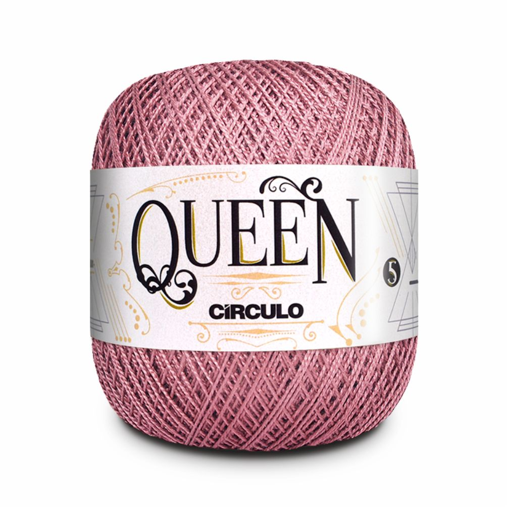 Fio / Linha Queen 5/2 100g - Círculo