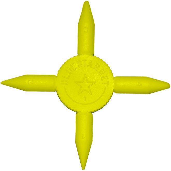 Kit Marcador Ref 1 com 4 pontas - Blue Star