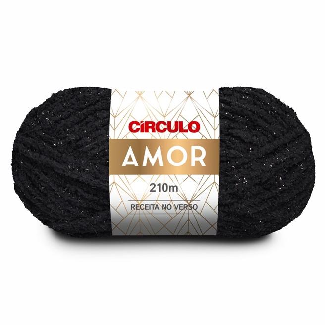 Fio / Lã Amor 100g - Círculo