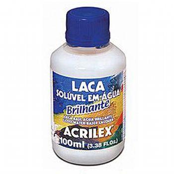 Laca Brilhante Soluvel em Agua - Acrilex