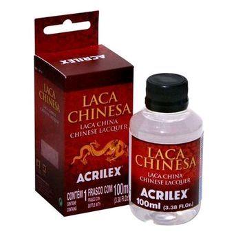 Laca Chinesa 100ml - Acrilex