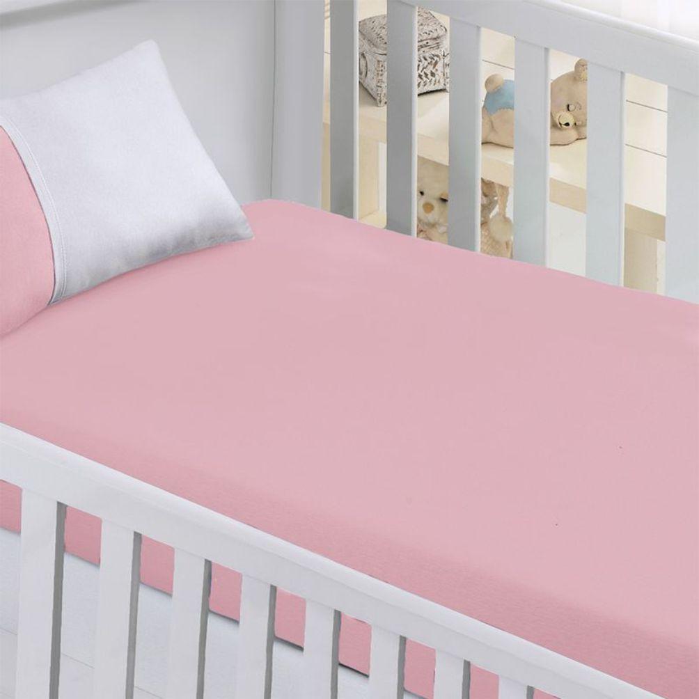 Lençol Avulso p/ Berço Infantil Baby - Buettner