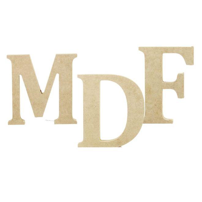 MDF LETRAS 18MM 15CM - [PP]