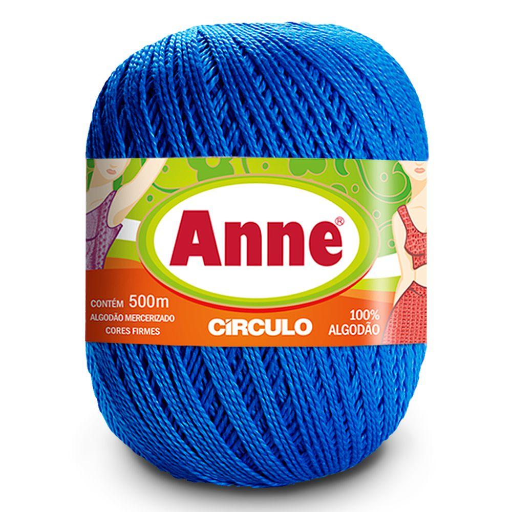 Linha Anne 500m - Círculo