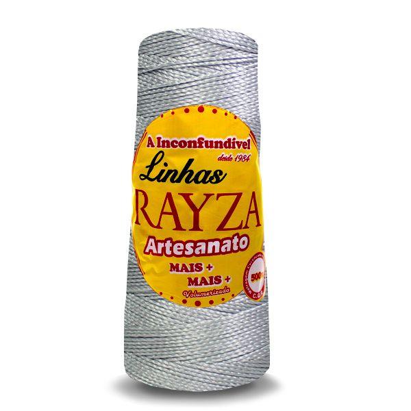 Linha para Crochê Rayza Artesanato Mais +-012-CINZA