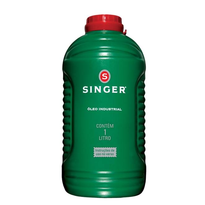 Óleo Lubrificante de Máquina Singer 1L