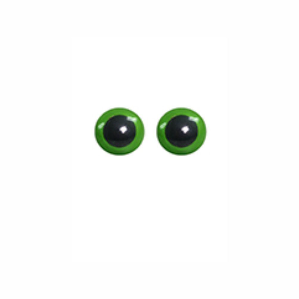 Olho para Amigurumi N10 C/ 10 Pares - Círculo