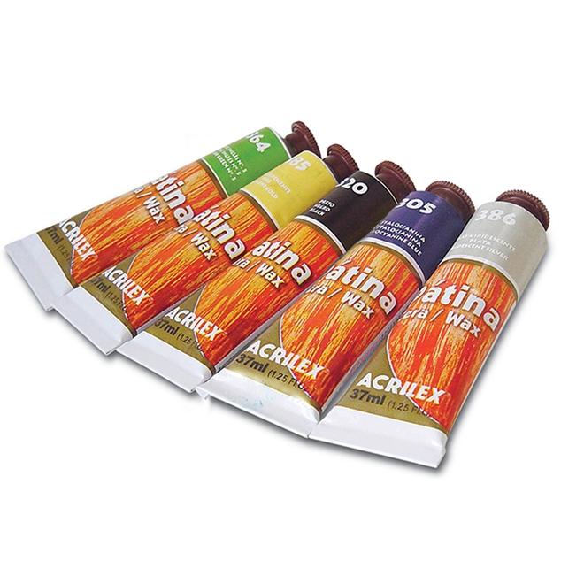 Pátina em Cera 37 ml - Acrilex