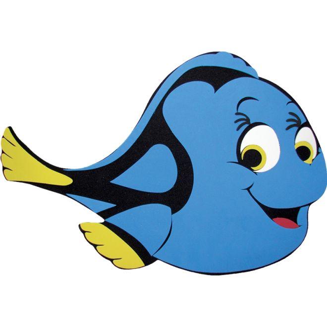 Peixe Fêmea em EVA 1 unidade - Grintoy