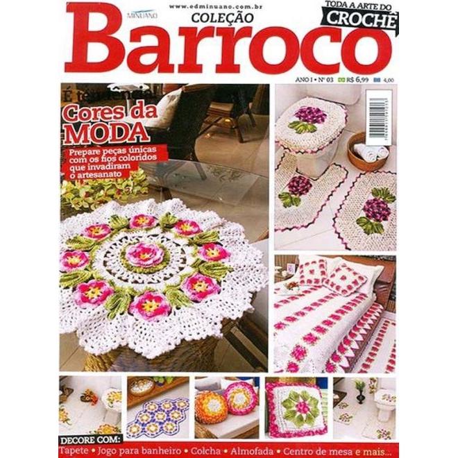 Revista Barroco Edição nº 03 - Círculo