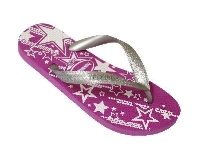 Sandália Havaianas Color Fashion 35 / 36 - Light Pink