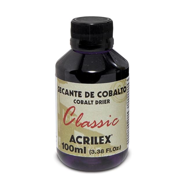 Secante de Cobalto 100ml - Acrilex