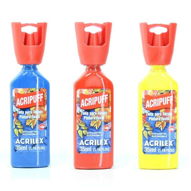 Tinta Acripuff 35ml - Acrilex