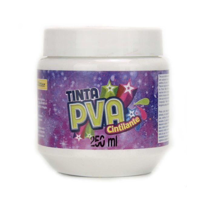 Tinta PVA Cintilante 250ml - Glitter