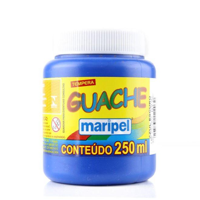 Tinta Tempera Guache 250ml - Maripel