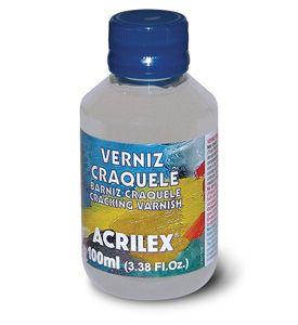 Verniz Craquele 100ml - Acrilex