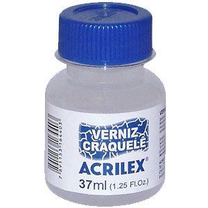 Verniz Craquele 37ml - Acrilex