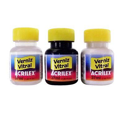 Verniz Vitral 37ml - Acrilex