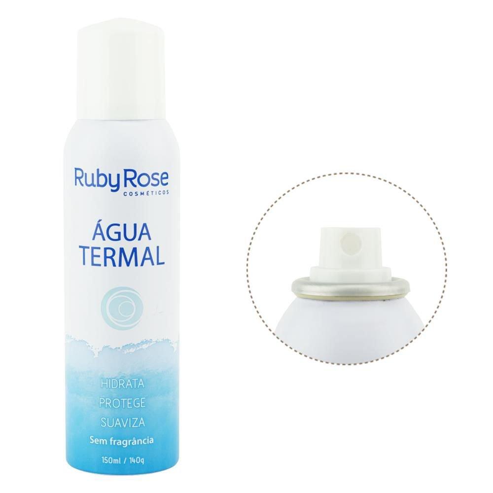 Ruby Rose Água Termal - Sem fragrância
