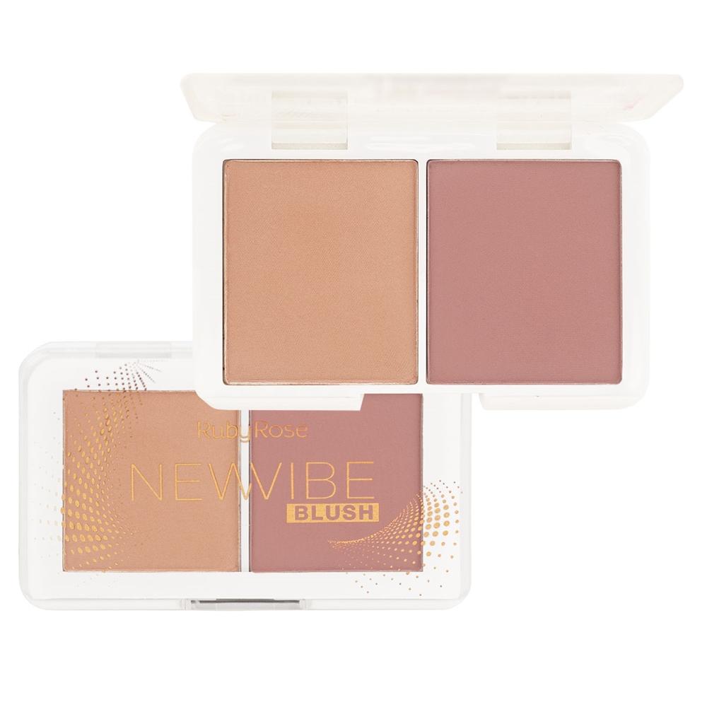 Ruby Rose Blush New Vibe - Cor 3