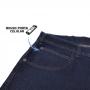 Bermuda Jeans Vilejack Plus Size Masculina