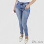 Calca Jeans Cigarrete Voox Sky Feminina