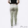 Calça Jeans Specific Feminino Bege