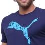 Camiseta Puma Official Logo Masculina