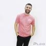 Camiseta Surf & Skate Nike SB Masculina Rosa