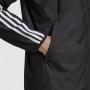 Jaqueta Corta Vento Essentials 3 Listras Adidas Masculino