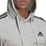Moletom Adidas Canguru e com Capuz Essentials Masculino