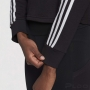 Moletom Adidas  Cropped 3 Listras Feminino