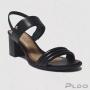 Sandália Total Conforto Ramarim Feminino Preto