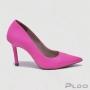 Sapato de Salto Alto Via Marte Feminino Rosa
