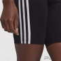 Short Adidas Ciclista 3 Listras Feminino