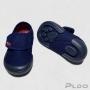 Tênis com Velcro Klin Bebê Masculino