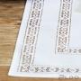 Trilho de Mesa Lepper Rainha Renda 35 x 100 cm