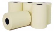Bobina para Impressora Térmica 79mm x 40 m Amarela (Sem Personalização)