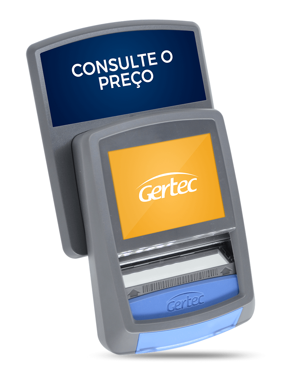 Busca Preço G2 Gertec (Terminal de Consulta)