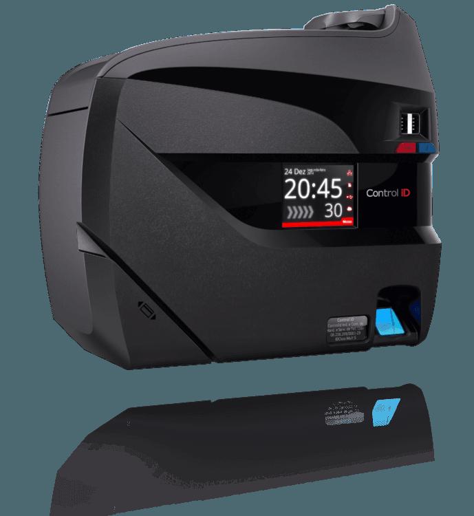 Relógio de Ponto Biométrico iDClass - ControlID