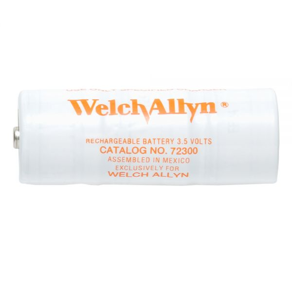 Bateria Recarregável 3,5 V Welch Allyn 72300