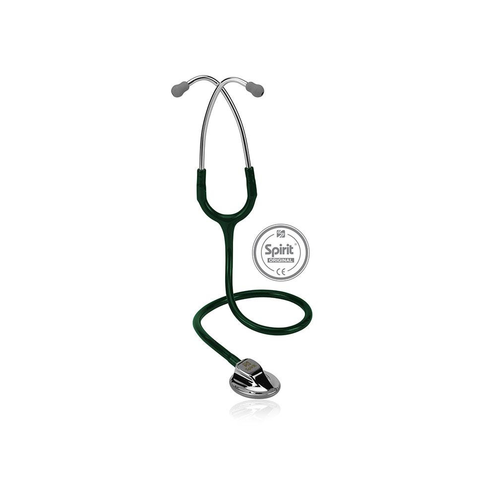 Estetoscópio Spirit® Master Pro Verde