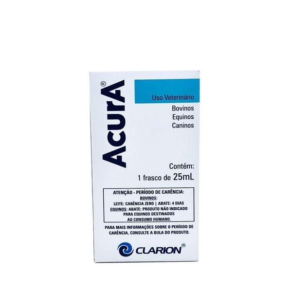 Acura Antibiotico Clarion Injetável 25 ml