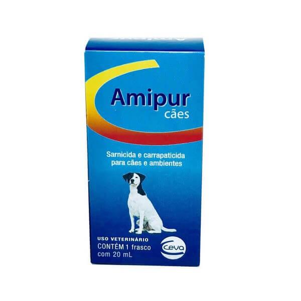 Amipur Sarnicida Cães Ceva 20 ml